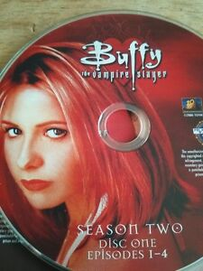 Buffy The Vampire Slayer Complete Series 2 DVD Set