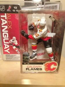 Alex Tanguay Calgary Flames Figurine McFarlane sports hockey