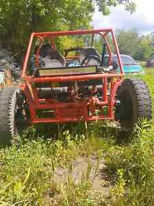 1972 vw super beetle dune buggy