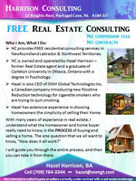 FREE Real Estate Consulting Services