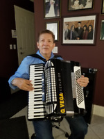 ITALIAN ACCORDION PLAYER for ANY EVENT.