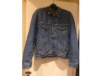 Levi's Denim Jacket M