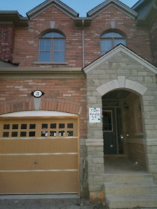New 3 Bedroom Townhome with 3 Car Parking  for Rent 1 Aug