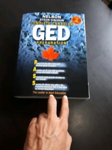 GED Preparation Book