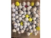 200+ Golf Balls