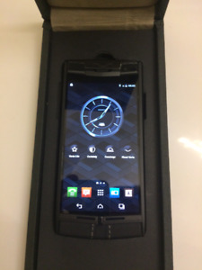 Vertu Signature Touch smart phone for sale - brand new in a box