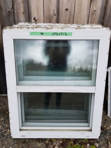 used thermopane windows
