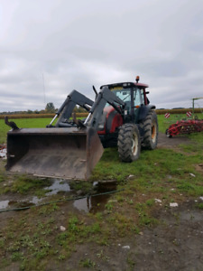 2008 valtra n121 tractor