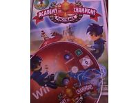Academy of champions soccer- Wii