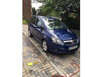 Vauxhall zafira. 1.9 cdti