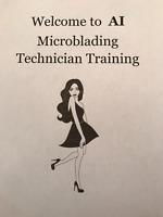 MICROBLADING TRAINING- TUESDAY & WEDNESDAY SEPTEMBER 12 &13 2017