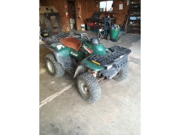 Used 1998 Polaris xplorer