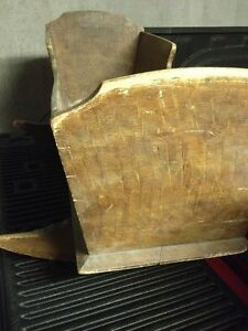 Early Antique Child's cradle. London Ontario image 1