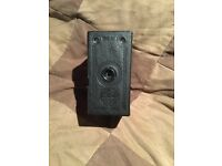 ANTIQUE JB ENSIGN BOX CAMERA