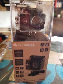 Goodmans hd camera