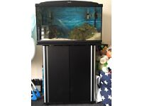 Swap fish tank for laptop or pc