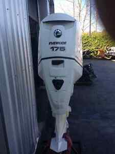 2008 175 hp Evinrude Etec with 25inch Shaft