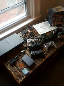 Playstation 2 - complete system with games.