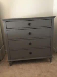 Restoration Hardware Maison 4-Drawer Dresser