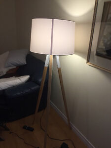 IKEA floor lamp Tripod design