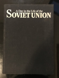 A Day in the Life of the Soviet Union photo book