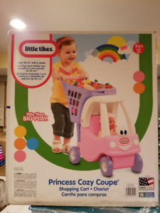 Little Tykes - Princess Cozy Coup