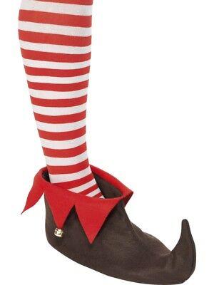 Elfenschuhe Weihnachten Elfen Kobold Schuhe zum - Elf Weihnachten Kostüm Schuhe