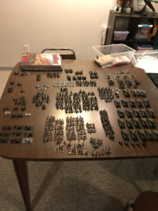 Flames Of War Soviet Army / Lot / Collection