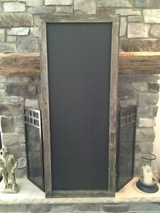 Any size chalkboard you would like ! Chalkboards CHALKBOARD! Oakville / Halton Region Toronto (GTA) image 3