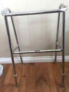 Sturdy Aluminum Walker (no wheels)
