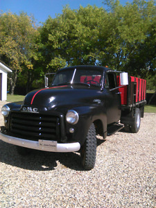 Antique GMC ONE TON FOR SALE