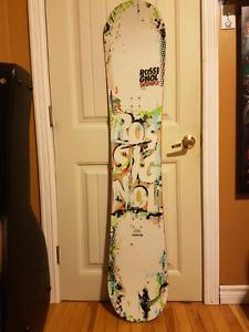 Men's rossignol snowboard