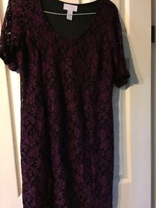 Jessica Simpson maternity dress size large