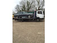 Vehicle Recovery 24/7. Local(From £30) National Call For Quote. Car/Van/Bike