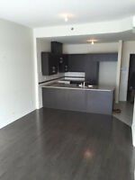 Spacious NEW CONDO -Nouveau Saint-Laurent- 3 1/2 with GARDEN!!!