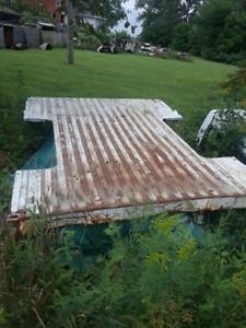 73 to 87 chev truck bed 8ft rust free
