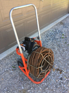 Sewer Auger-100ft General Wire