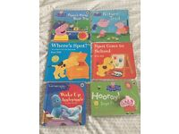 Collection of children's books - Peppa, Spot, In the Night Garden