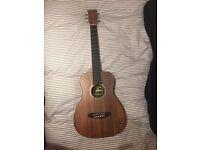 Martin LXK2 Koa guitar (with original bag)