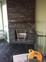 Stone and Tile install