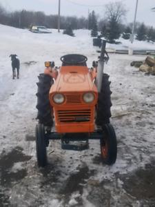 L1501 kubota tractor
