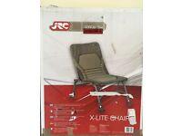 JRC folding padded fishing chair NEW carp pike coarse sea
