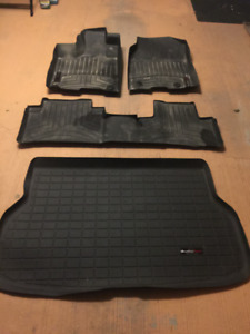 Weathertech For Acura Kijiji In Ontario Buy Sell Save With - 2018 acura tl floor mats
