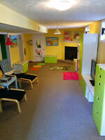 1 Full Time Daycare spot available in the Southend
