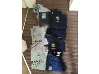 Man city kit bundle