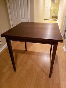 Pier 1 High Top Expandable Table