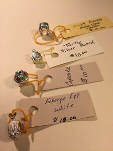 Variety  of charms fit Pandora