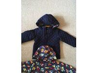Boys 12-18 Coats Clothes