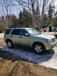 2008 Ford Escape ( Trade)