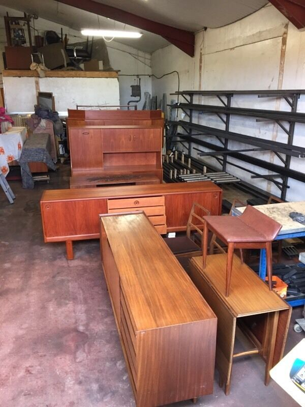 Retro teak furniture ClearenceClosing downin Bridgnorth, ShropshireGumtree - Closing down business!!! All must go asap !!! Lots of retro teak furniture, restored and I restored pieces.View by appointment only!!
